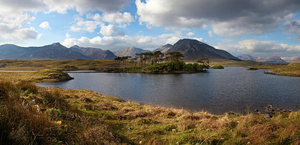 Connemara Photograph - Lough Derryclare And Connemara by Photography By Deb Snelson