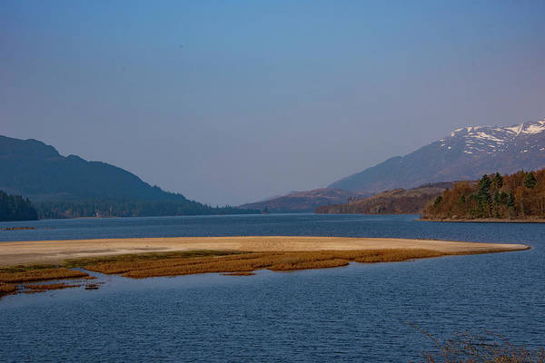 Photograph - Lough Laggen - Scottish Highlands by Bill Cannon