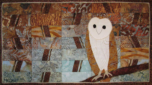 Tapestry - Textile - Louie by Pam Geisel