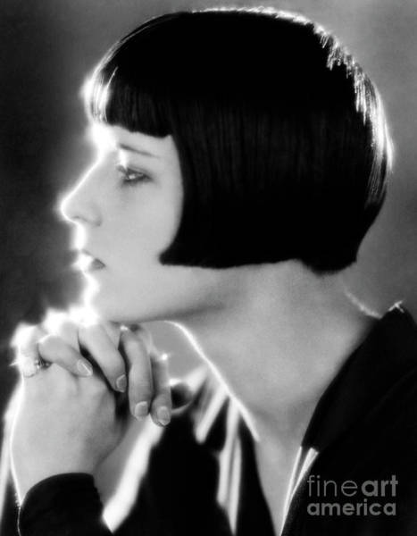 Wall Art - Photograph - Louise Brooks 1925 by American School