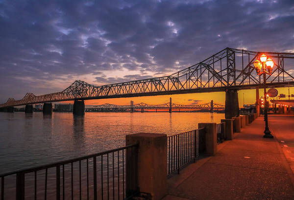 Photograph - Louisville Dawn by Dan Sproul