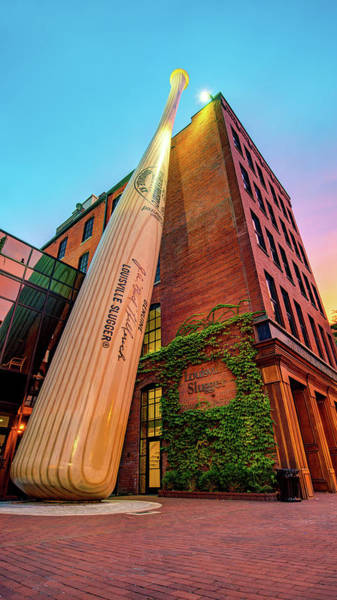 Photograph - Louisville Slugger Baseball Bat Museum - Made In The Usa by Gregory Ballos