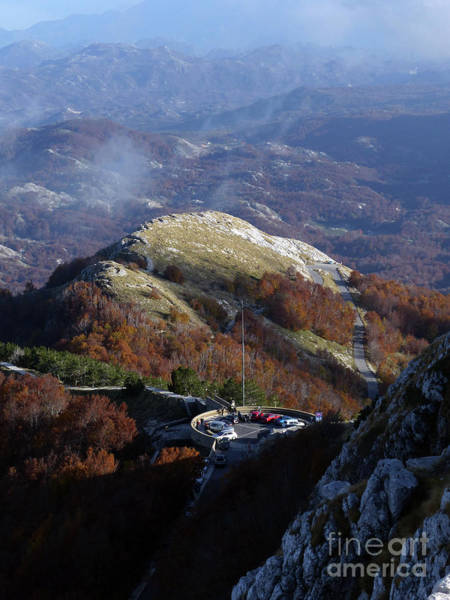 Photograph - Lovcen - Montenegro by Phil Banks