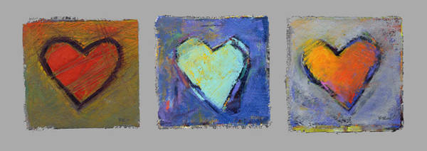 Painting - Love 10 by Konnie Kim