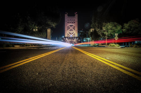 Photograph - Love Is A Two Way Street by JD Mims