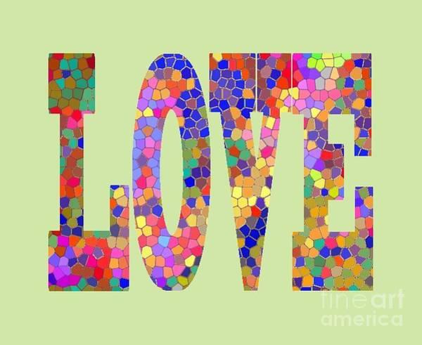 Digital Art - Love Letters 8 by Corinne Carroll