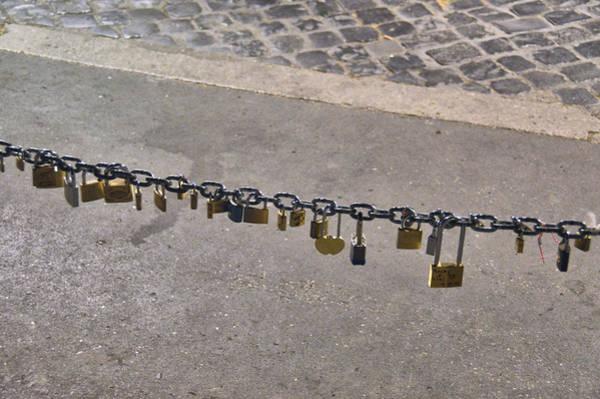 Photograph - Love Locks by JAMART Photography