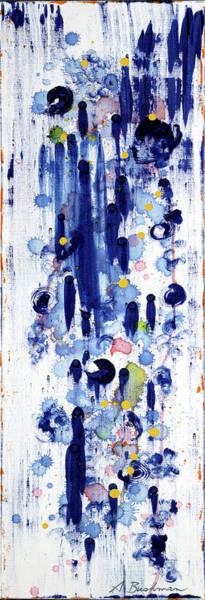 Painting - Love Peace And Harmony 1 by Angela Bushman