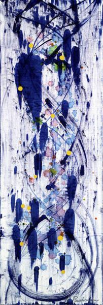 Painting - Love Peace And Harmony 3 by Angela Bushman