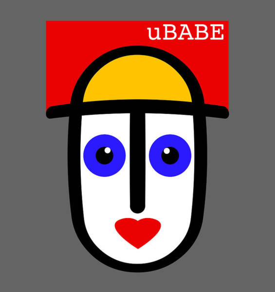 Digital Art - Lover Boy by Ubabe Style