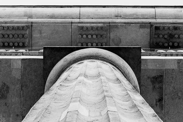 Brandenburg Gate Photograph - Low Angle View Of Brandenburg Gate by Norman Posselt