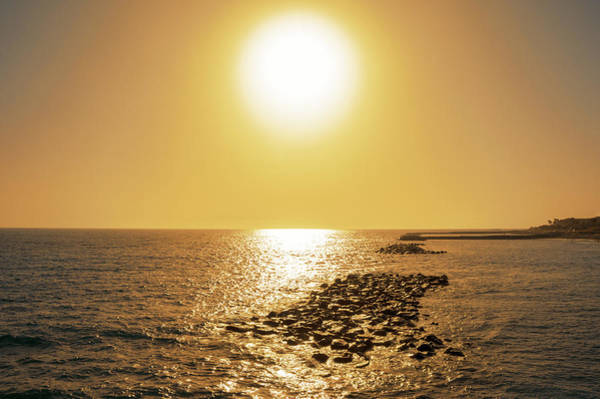 Photograph - Low Sun In Costa Adeje by Sun Travels