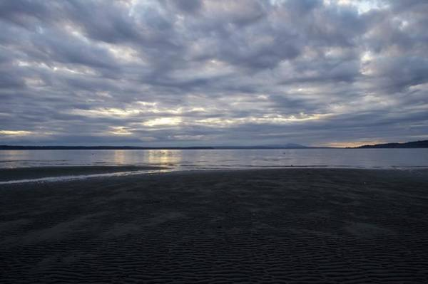Wall Art - Photograph - Low Tide Broad Sky by Tom Trimbath