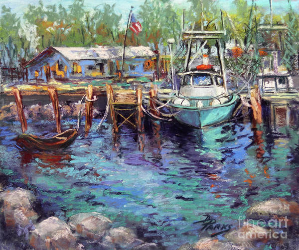 Painting - Low Tide by Dianne Parks