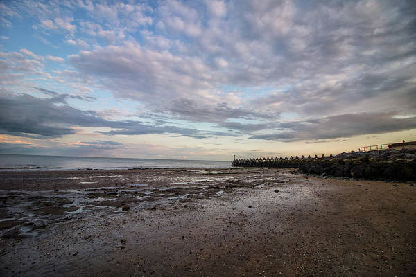 Destin Photograph - Low Tide by Martin Newman