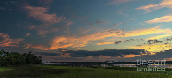 Photograph - Lowcountry Magic - Sunset by Dale Powell
