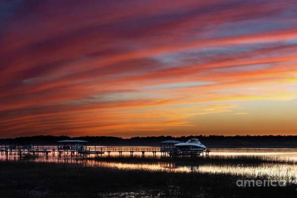 Photograph - Lowcountry Rainbow by Dale Powell
