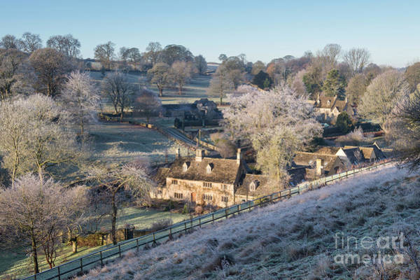 Photograph - Lower Dean In The Winter Frost by Tim Gainey