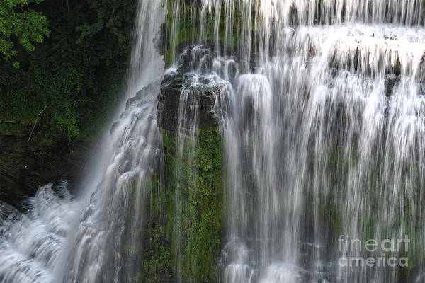 Photograph - Lower Falls 2 by Phil Perkins