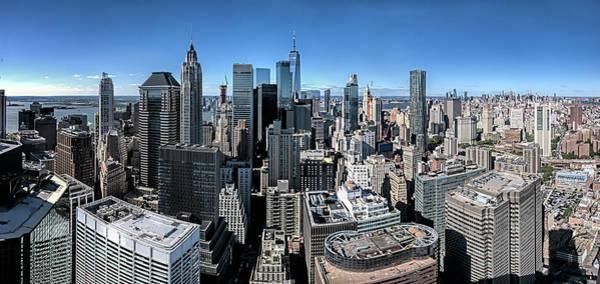 Photograph - Lower Manhattan Oct2018 by S Paul Sahm