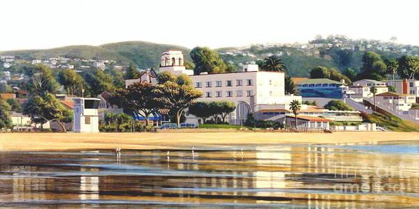 Laguna Beach Painting - Lowtide Laguna by Frank Dalton