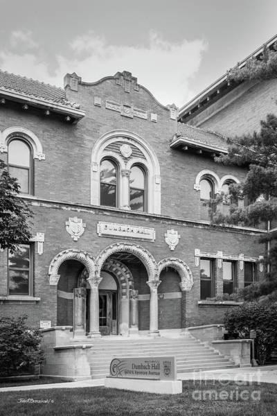 Photograph - Loyola University Dumbach Hall by University Icons