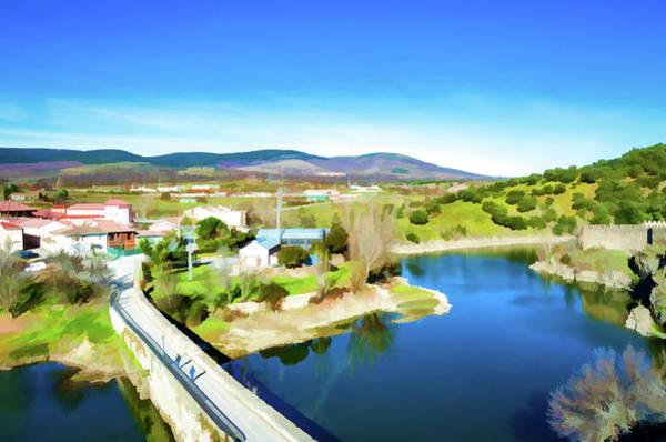 Photograph - Lozoya River by Borja Robles