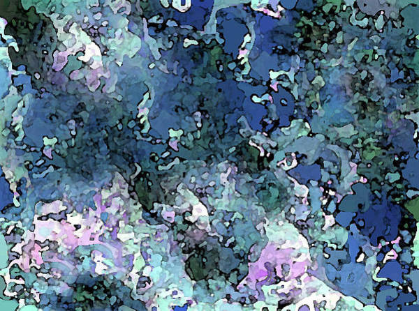 Painting - Luka Abstract 216 by Corinne Carroll