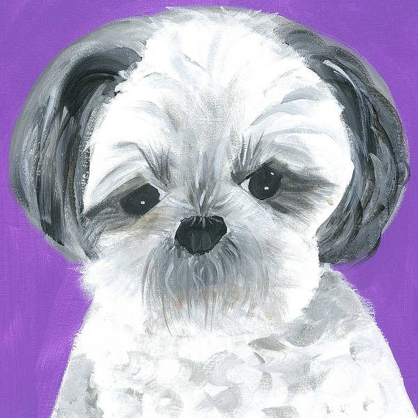 Painting - Lulu by Suzy Mandel-Canter