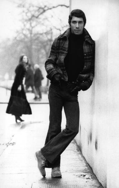Canadian Culture Photograph - Lumber Jacket by Evening Standard