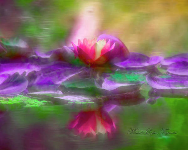 Digital Art - Luminescence by Michele A Loftus