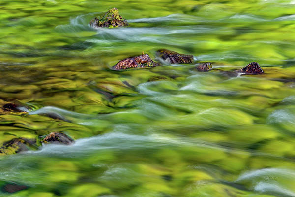 Wall Art - Photograph - Luminous Waters 4 by Leland D Howard