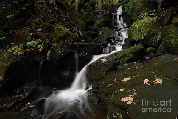 Photograph - Lumsdale Falls 9.0 by Yhun Suarez