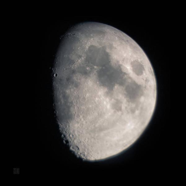 Photograph - Luna One by Geoffrey C Lewis