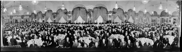Wall Art - Photograph - Luncheon, National Conference by Fred Schutz Collection