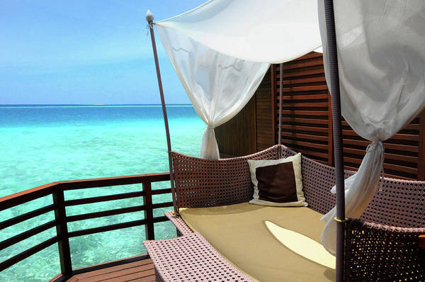 Photograph - Luxury Of Maldives by Jenny Rainbow