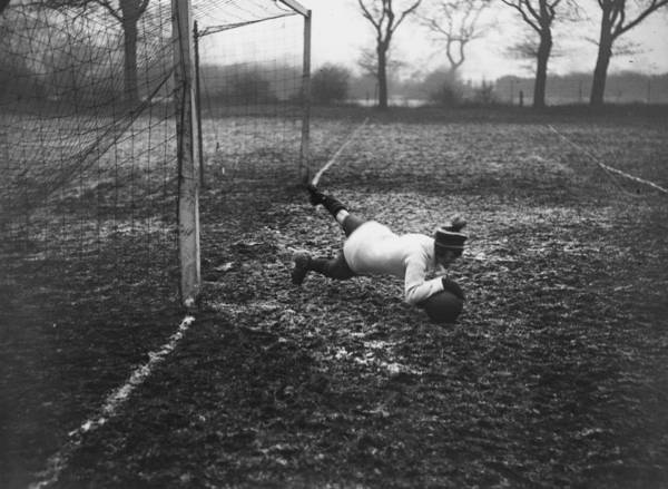 Determination Photograph - Lyons Save by Topical Press Agency