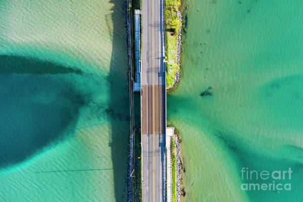 Wall Art - Photograph - M-22 Over Glen Lake by Twenty Two North Photography
