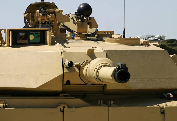 Photograph - M1 Abrams Tank by Anthony Jones
