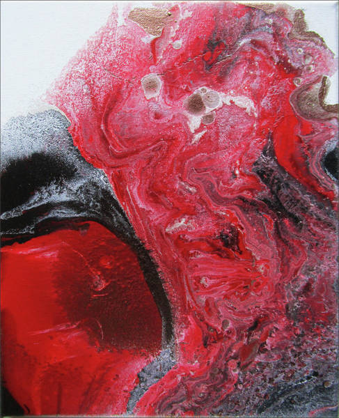 Wall Art - Painting - M.14 by Paul Kole