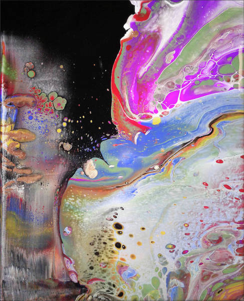 Wall Art - Painting - M.22 by Paul Kole