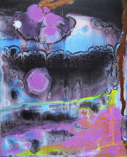Wall Art - Painting - M.38 by Paul Kole