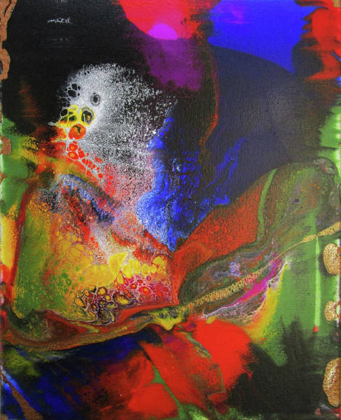 Wall Art - Painting - M.44 by Paul Kole