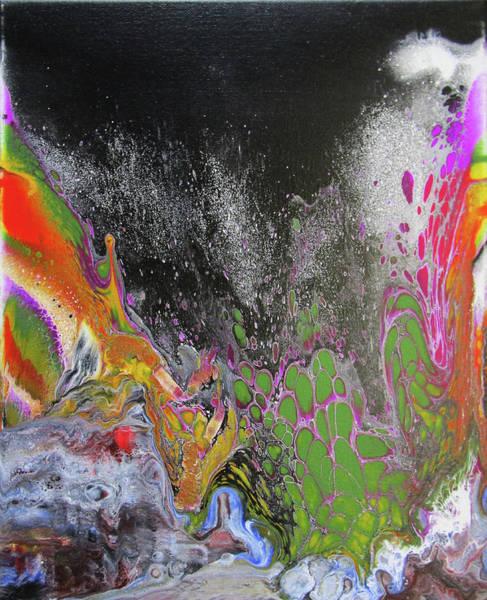 Wall Art - Painting - M.50 by Paul Kole