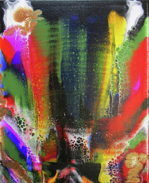 Wall Art - Painting - M.51 by Paul Kole