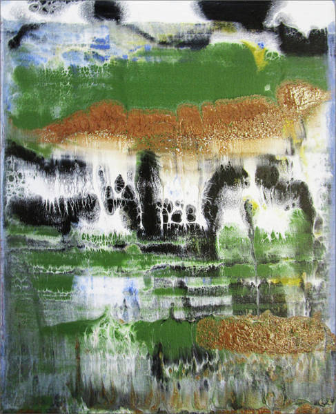 Wall Art - Painting - M.59 by Paul Kole