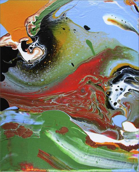 Wall Art - Painting - M.8 by Paul Kole
