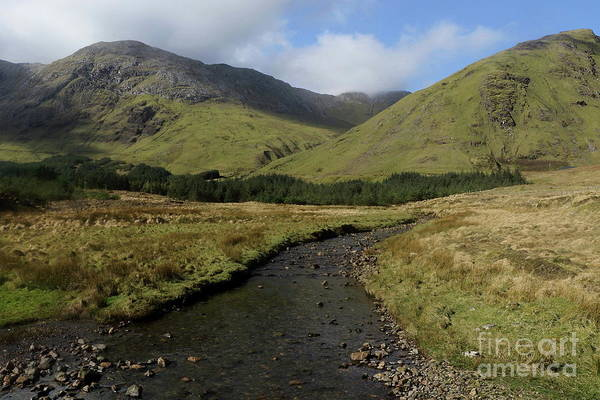 Photograph - Maam Valley Connemara by Peter Skelton