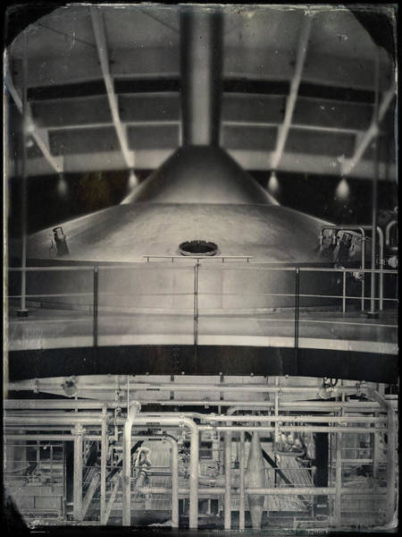 Photograph - Macallan Distillery Mash Tun by Dave Bowman