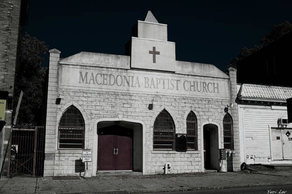 Photograph - Macedonia Baptist Church by Yuri Lev